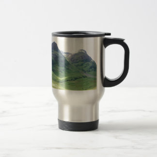 Glencoe , Scotland Travel Mug