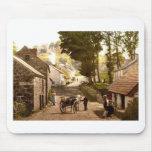 Glencoe Village_Ireland Mouse Pad