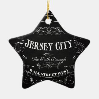 Glendale, California - The Jewel City Christmas Tree Ornament