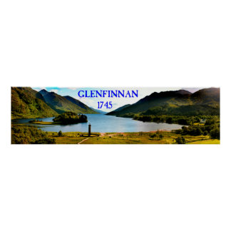 glenfinnan 1745 poster