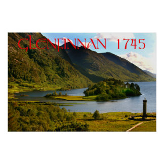 glenfinnan scotland print