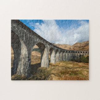 Glenfinnan Viaduct Jigsaw Puzzle