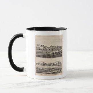 Glenhaven and Pleasant View, Kansas Mug