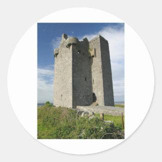 Gleninagh Castle Sticker