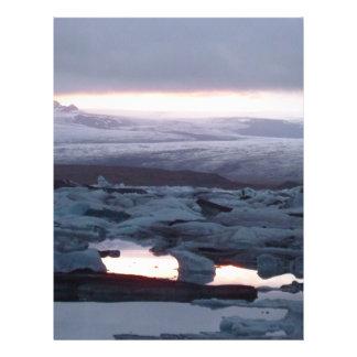 Gletscherlagune Island Flyer