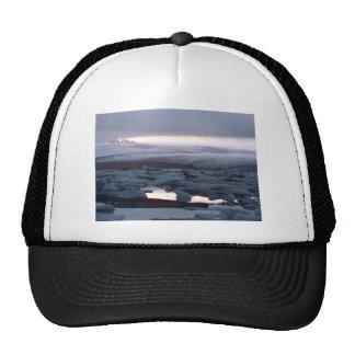 Gletscherlagune Island Hat