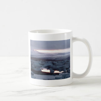 Gletscherlagune Island Coffee Mugs