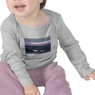 Gletscherlagune Island Tee Shirts