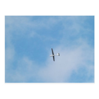 Glider Over Warren, Vermont Postcard