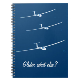 Glider - What else? Notebook