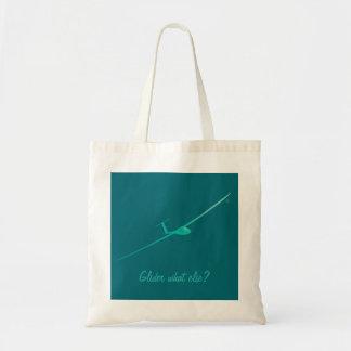 Glider - What else? Tote Bag