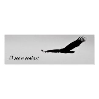 Gliding Bird Business Card Template