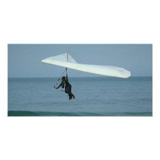 Gliding in Rio de Janeiro Photo Card