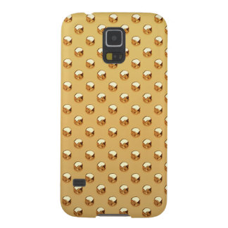GLIMMER IN GOLD Barely There Samsung Galaxy S5 Galaxy S5 Case