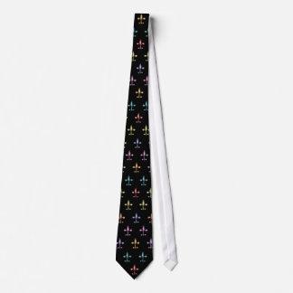 """Glimmericks """"Fleur de Lis""""- a TODAY'S BEST design Tie"""