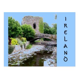 Glin, Ireland Postcard