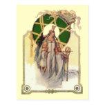 Glinda, Dorothy & Ozma Postcard