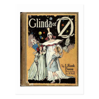 Glinda Of Oz Postcard