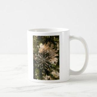 Glistening Holidays Basic White Mug