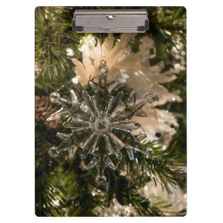 Glistening Holidays Clipboard