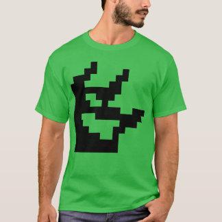 Glitch (2-Bit Mascot) - Choose your color/style! T-Shirt