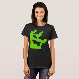 Glitch (2-Bit Mascot) Classic Look T-Shirt