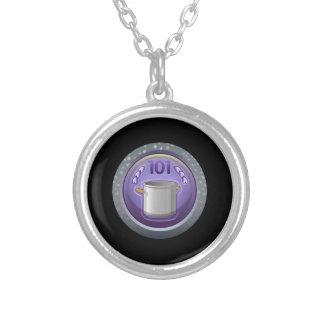 Glitch: achievement 5star cuisinartist personalized necklace