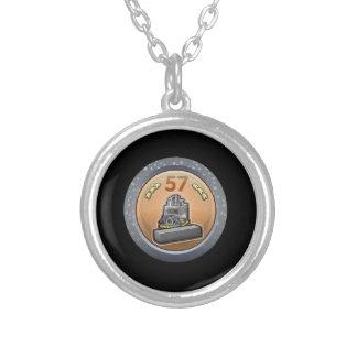 Glitch: achievement bar fly personalized necklace