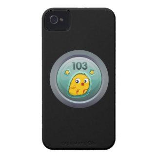 Glitch: achievement capon caterer iPhone 4 case