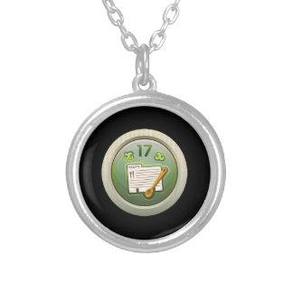 Glitch: achievement chowhound pendant