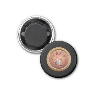 Glitch: achievement dandy tincturer 3 cm round magnet