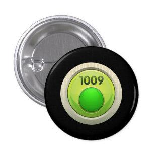 Glitch: achievement fine refiner green class 3 cm round badge