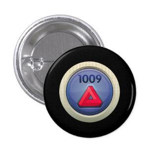 Glitch: achievement fine refiner red class 3 cm round badge