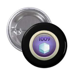 Glitch: achievement fine refiner shiny class 3 cm round badge