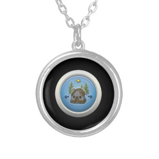 Glitch: achievement landgrabber custom necklace