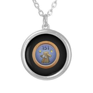 Glitch: achievement loggerator personalized necklace