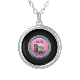 Glitch: achievement metalhead jewelry