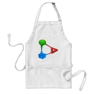 Glitch: compounds diabolic acid apron