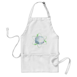 Glitch: compounds element shiny standard apron