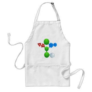 Glitch: compounds ixite standard apron