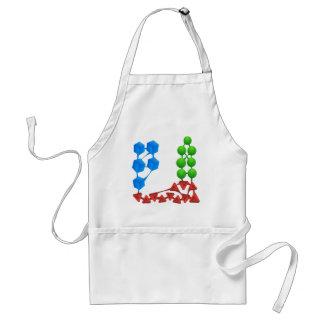 Glitch: compounds spriggase apron