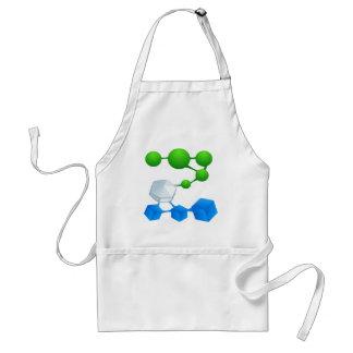 Glitch: compounds zillene apron