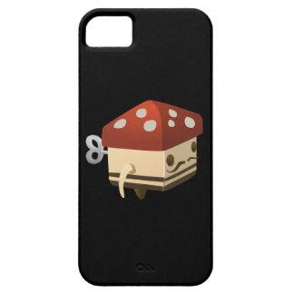 Glitch meal vendor cubimal iPhone 5 case