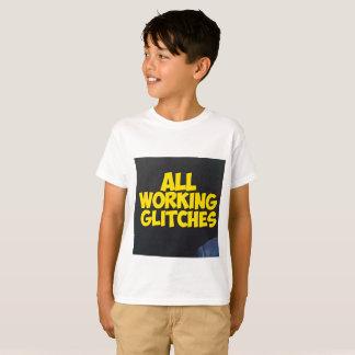 Glitching Gaming T-Shirt