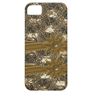 Glitter,Beads,Robbons & Bows IPHONE 5 CASE