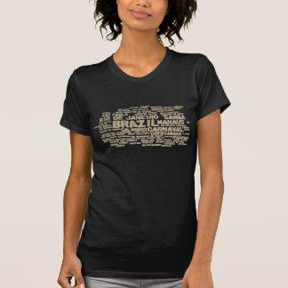 Glitter BRAZIL T-Shirt