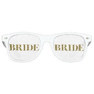 Glitter Bride Gold