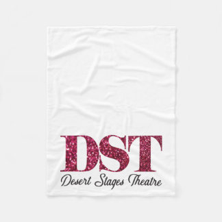 Glitter DST Throw Blanket