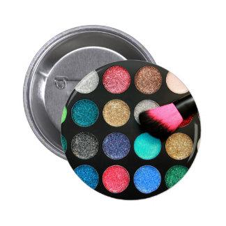 Glitter Eyeshadow Button