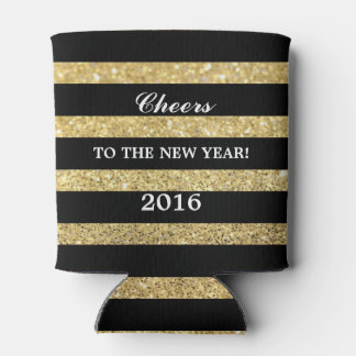 Glitter Gold | Cheers to the New Year 2016